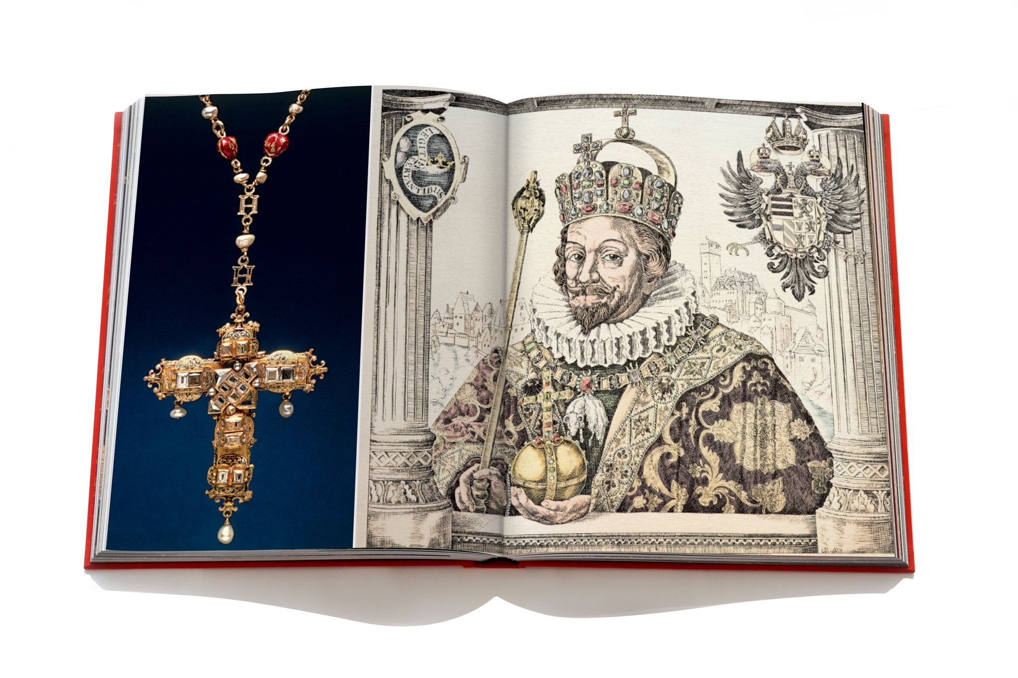 Assouline Books Jewels of the Renaissance