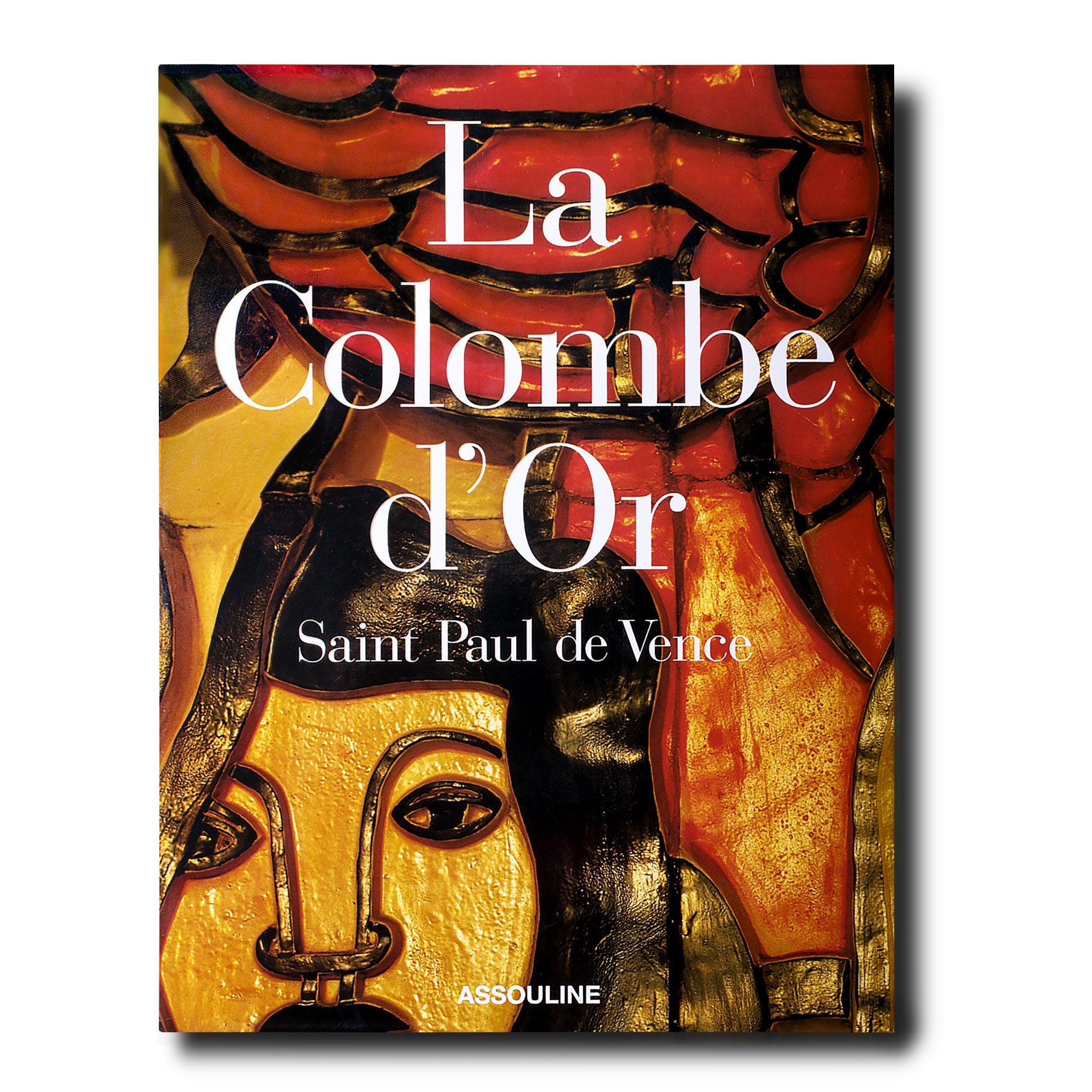 Assouline Books La Colombe d'Or