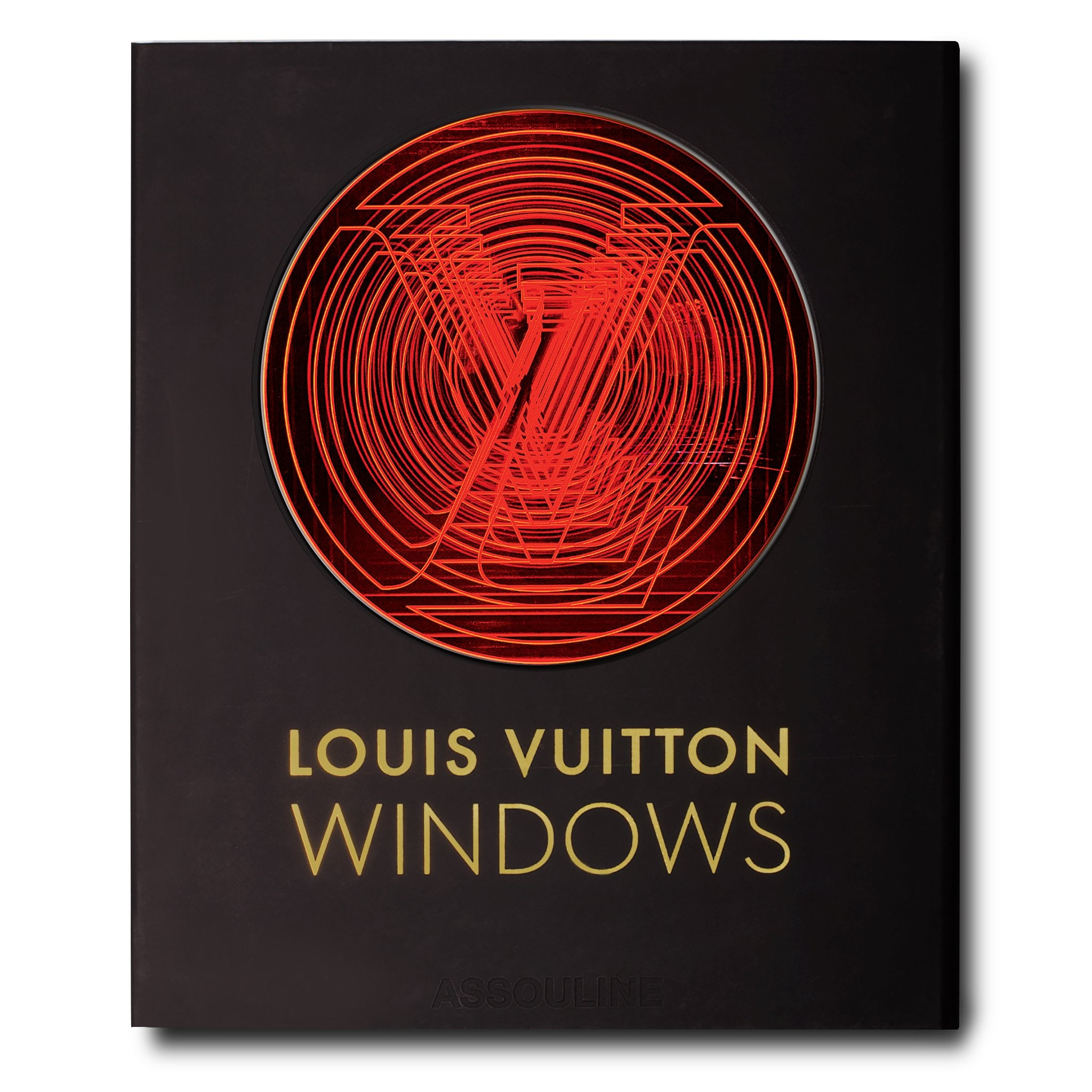 Assouline Books Louis Vuitton Windows
