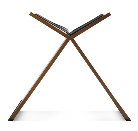 Allure Bookstand - Light Oak
