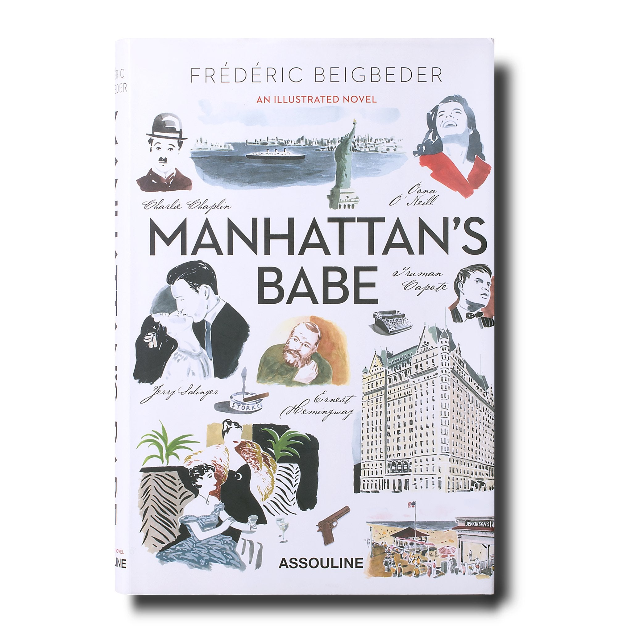 Manhattan's Babe - SIGNED - Assouline