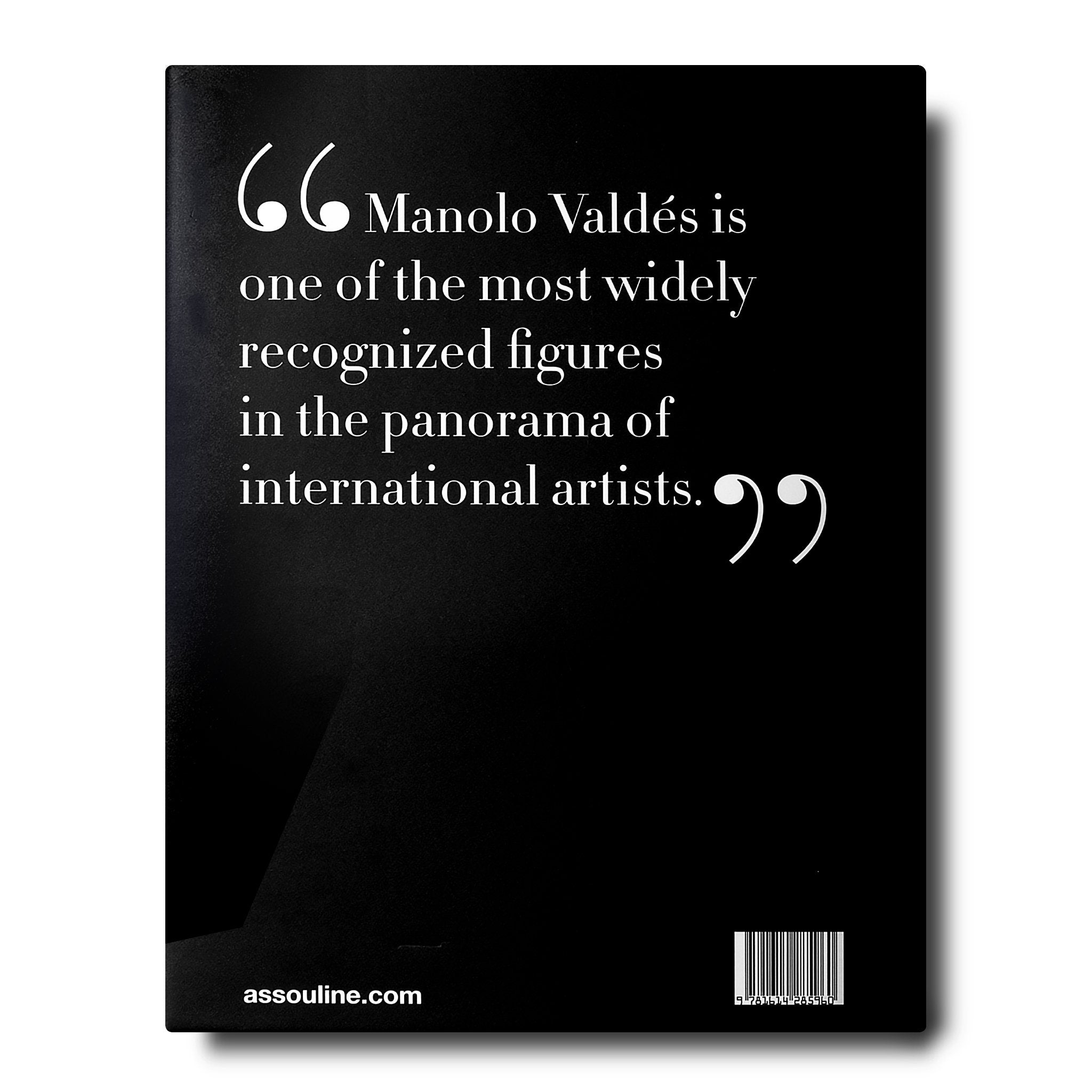 Manolo Valdes : Place Vendome - Assouline
