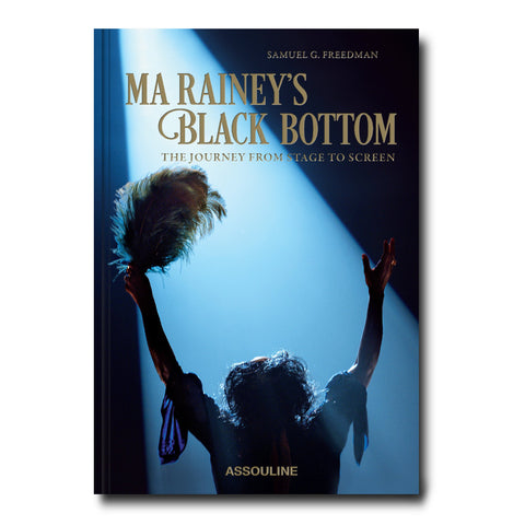 ASSOULINE Books Ma Rainey's Black Bottom (Netflix)