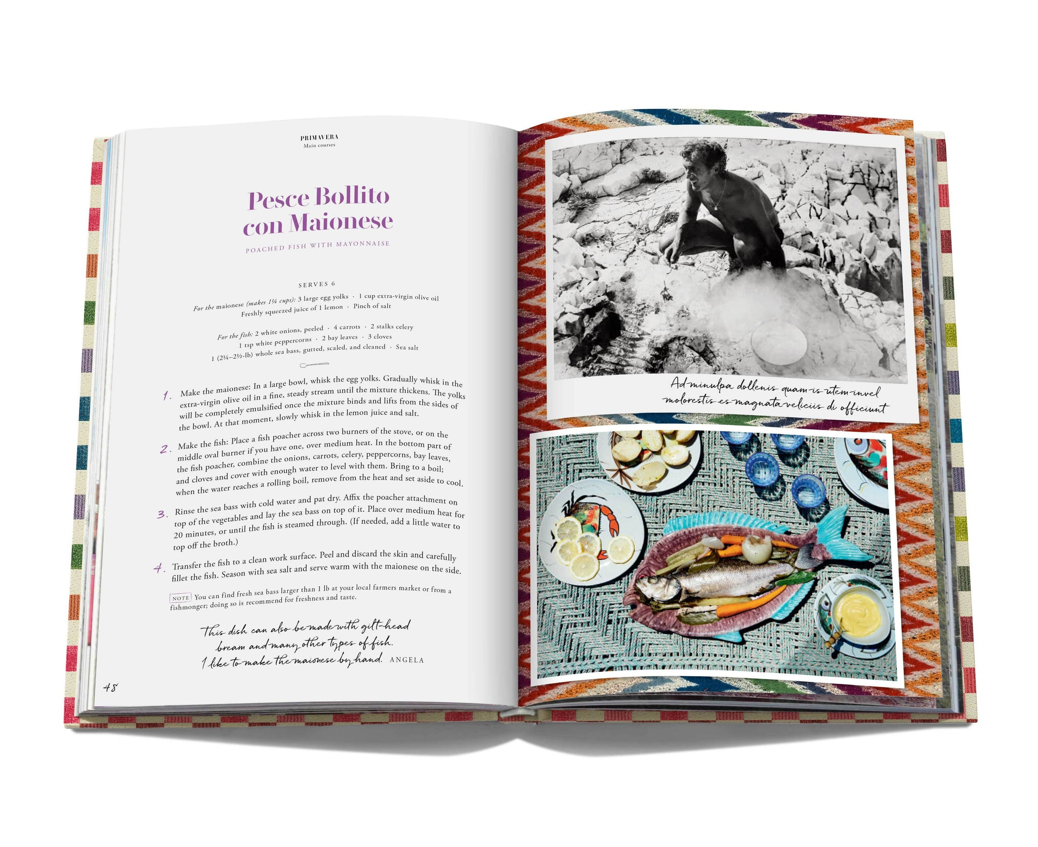 missoni family cookbook assouline