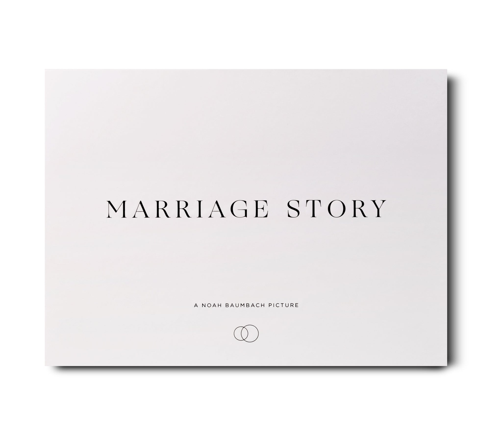 ASSOULINE Books Marriage Story