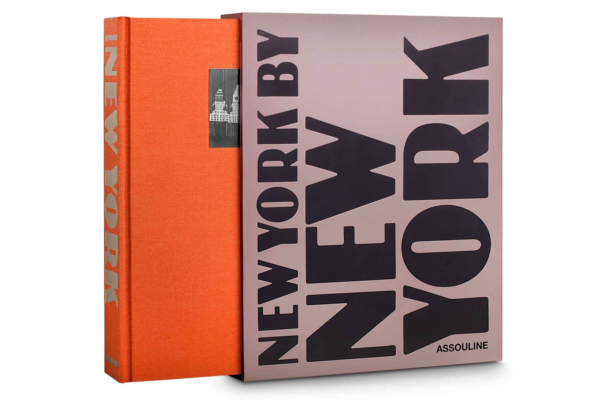 Assouline Books New York by New York