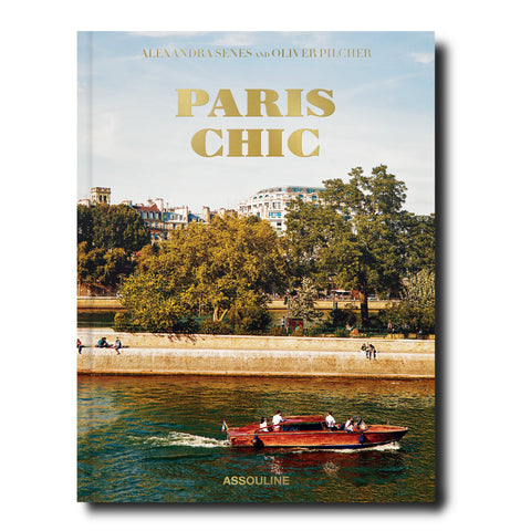 ASSOULINE Books Paris Chic