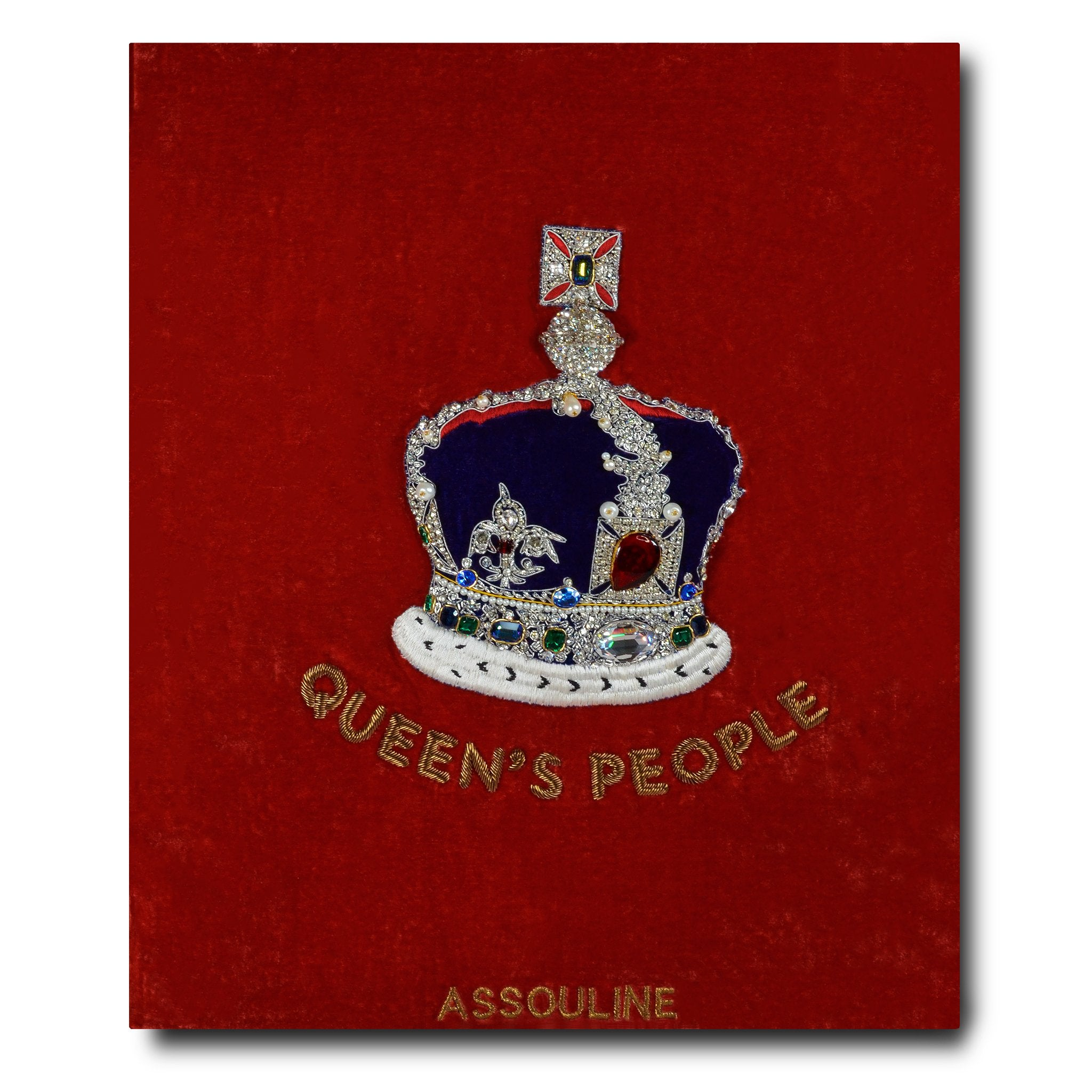 ASSOULINE Books The Queen's People (SE)