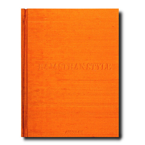 Rajasthan Style - Special Edition: Orange - Assouline