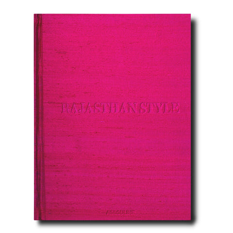 Rajasthan Style - Special Edition: Pink - Assouline