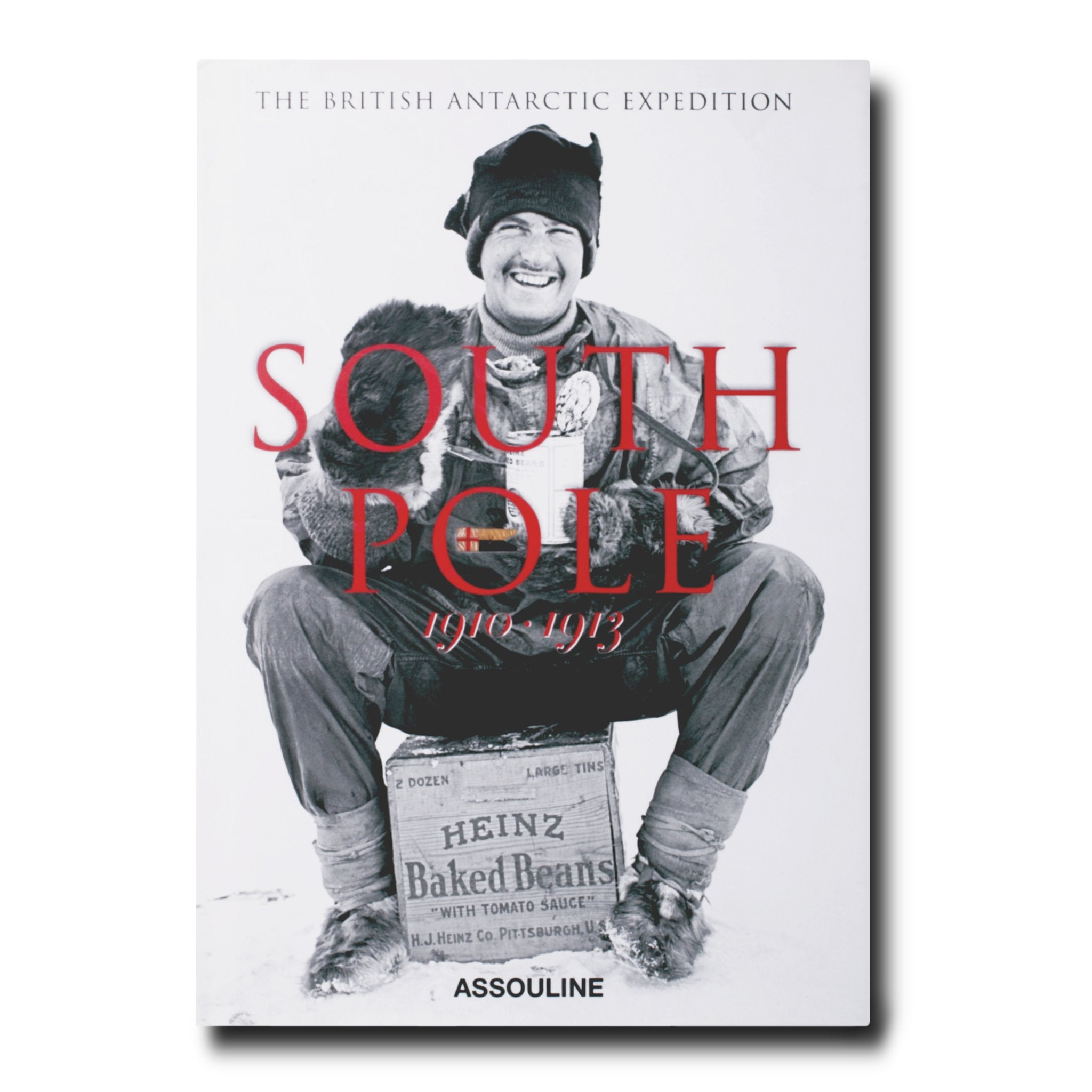 Assouline Books South Pole: The British Antarctic Expedition 1910