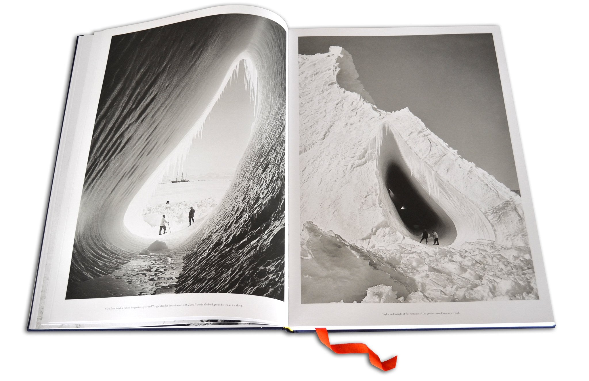 Assouline Books South Pole: The British Antarctic Expedition 1910 (UC)
