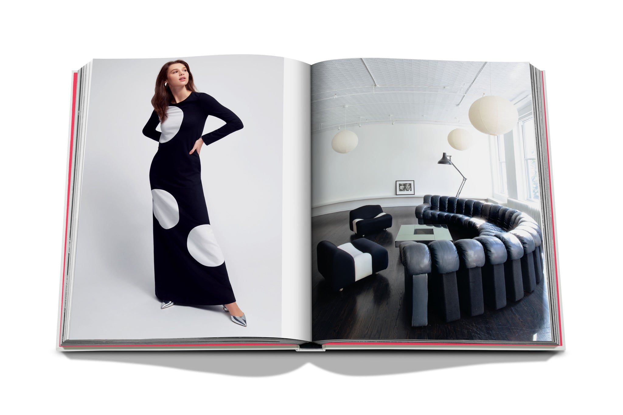 ASSOULINE Books Lisa Perry: Fashion - Homes - Design