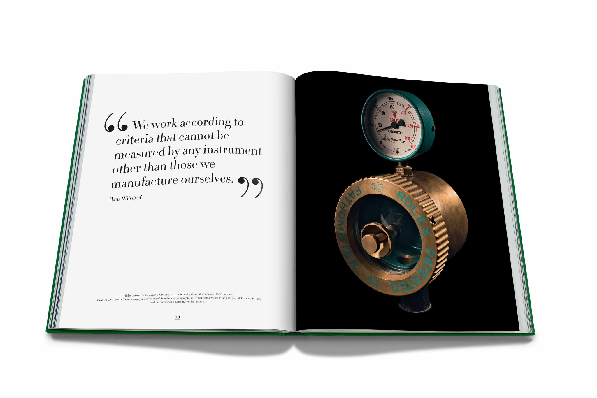 Assouline Books Rolex: The Impossible Collection