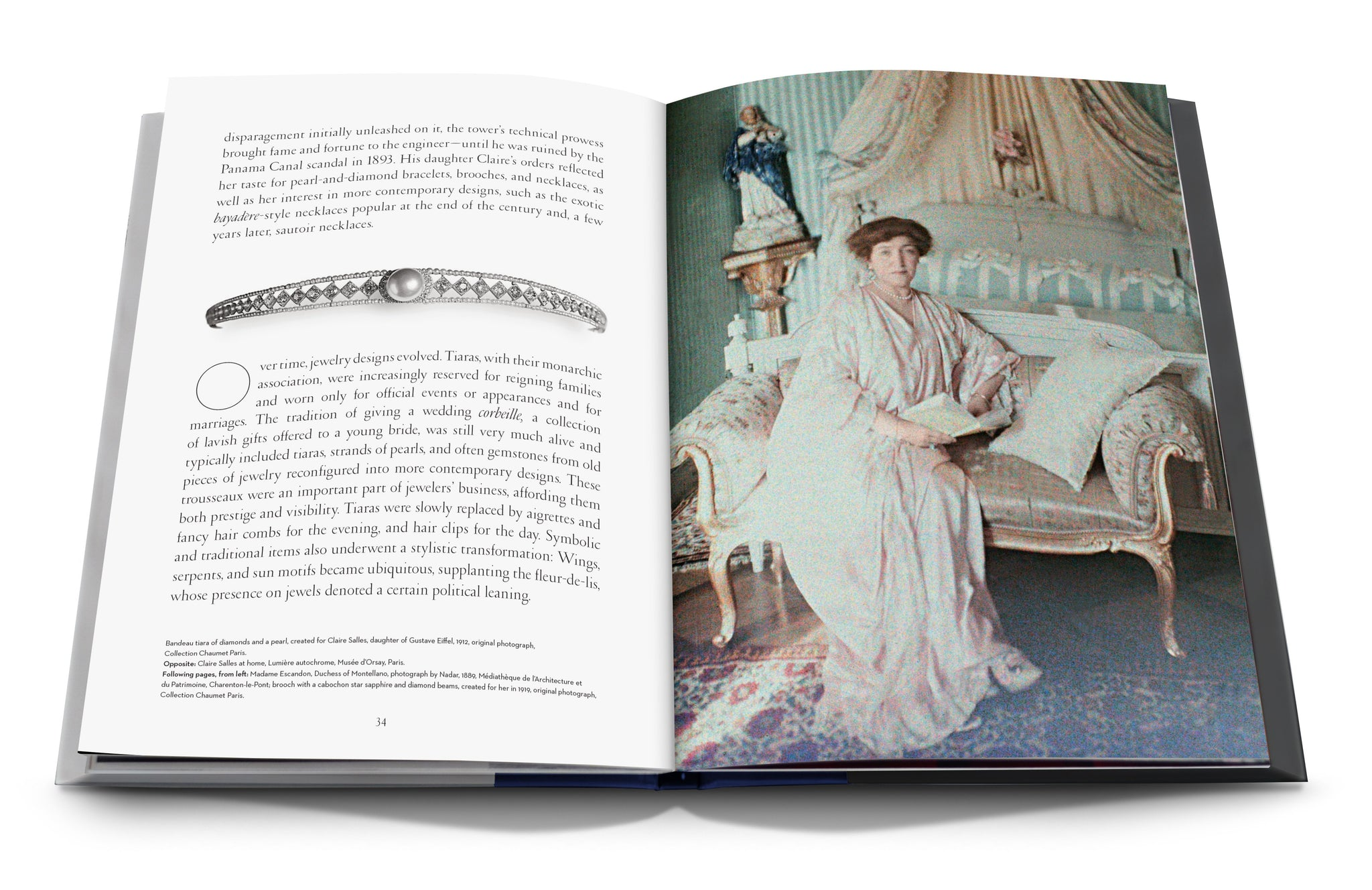 Assouline Books Chaumet: Les Mondes de Chaumet, Crown Jewels, Figures of Style