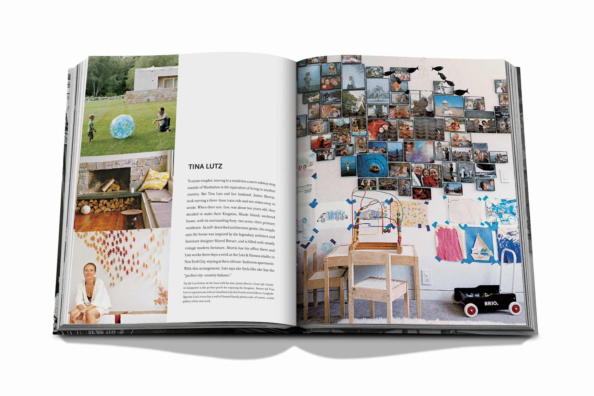 American Fashion Designers at Home book | ASSOULINE