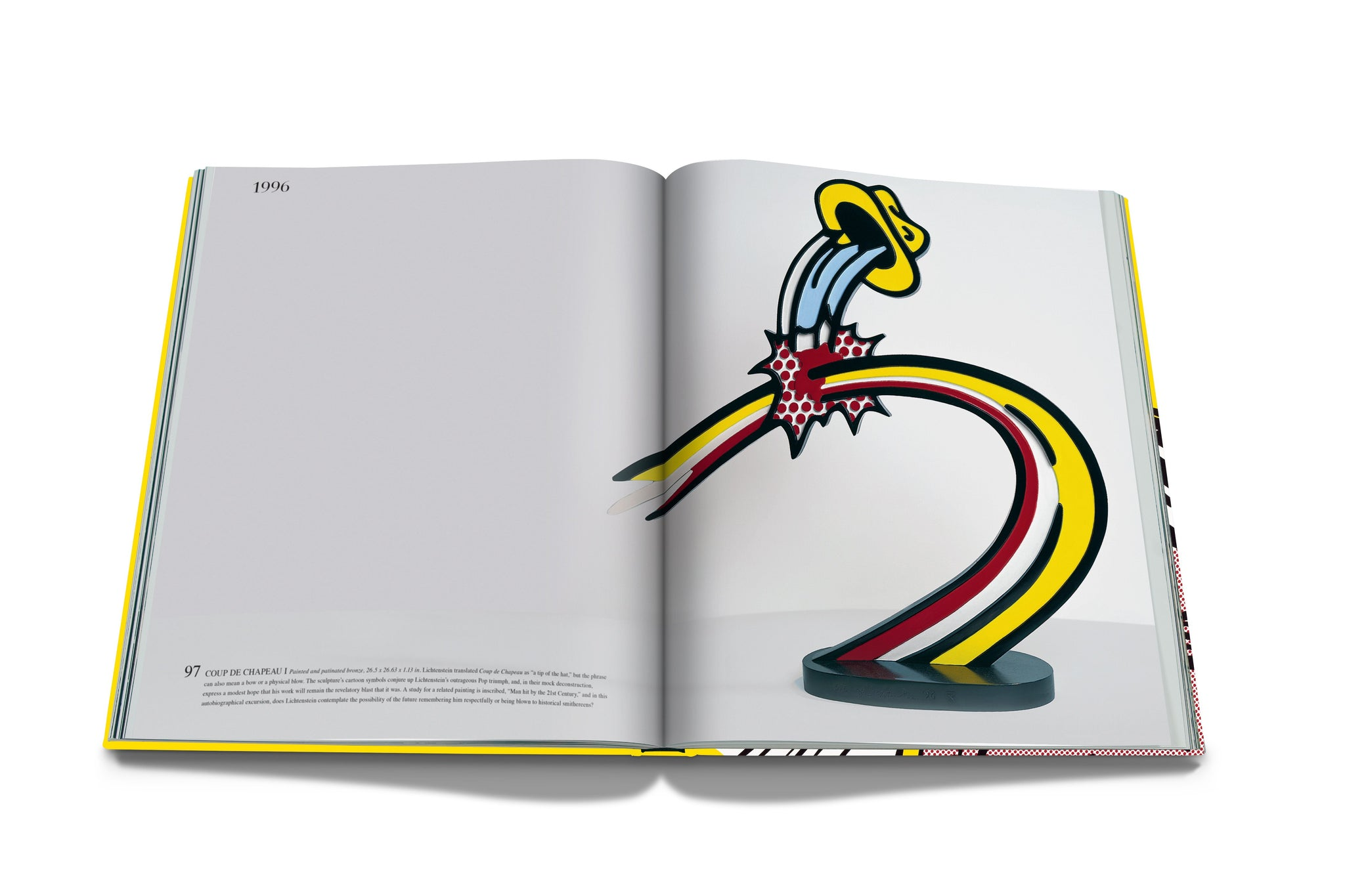 ASSOULINE Books Roy Lichtenstein: The Impossible Collection