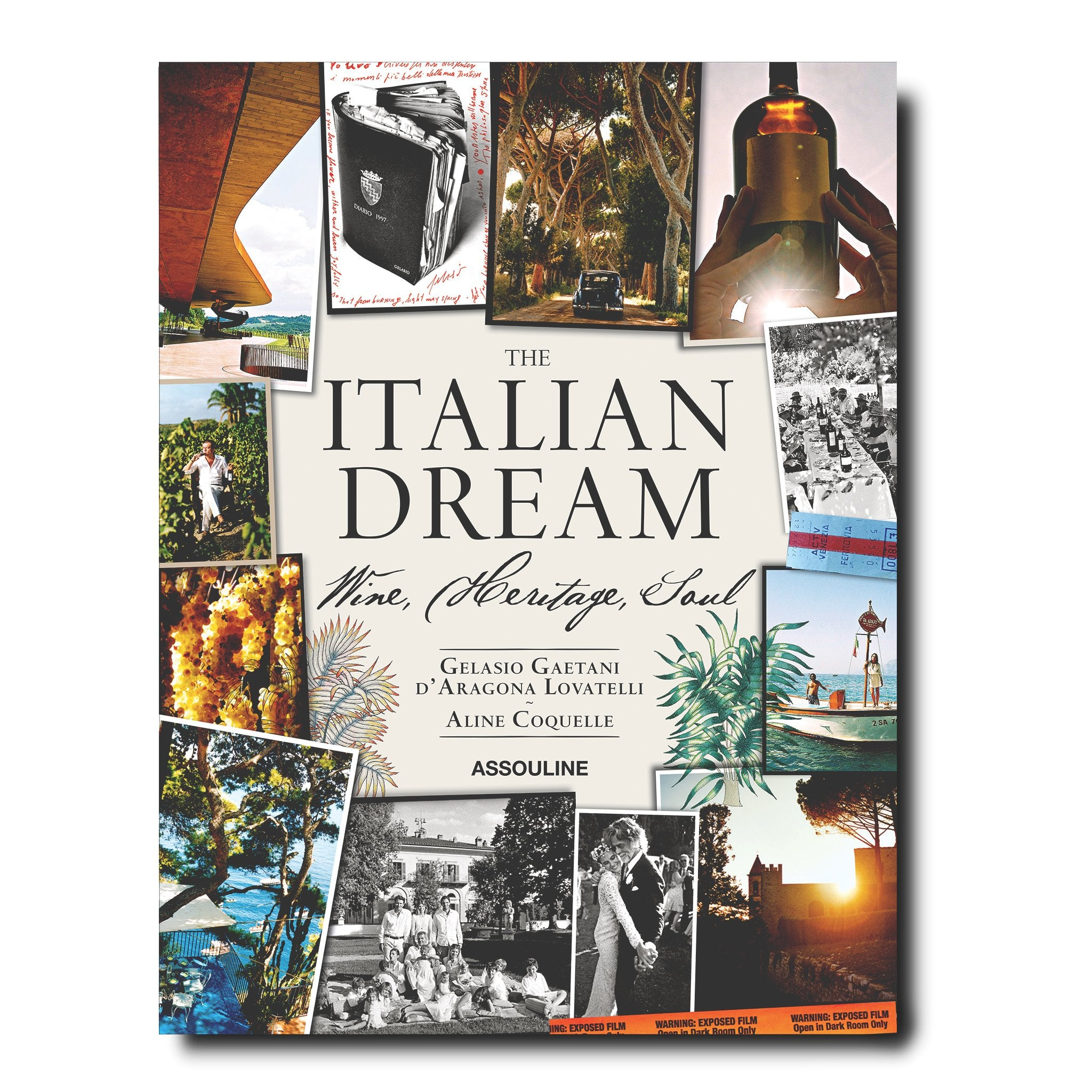 The Italian Dream - Assouline