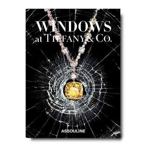 Windows at Tiffany & Co. Memoire - Assouline