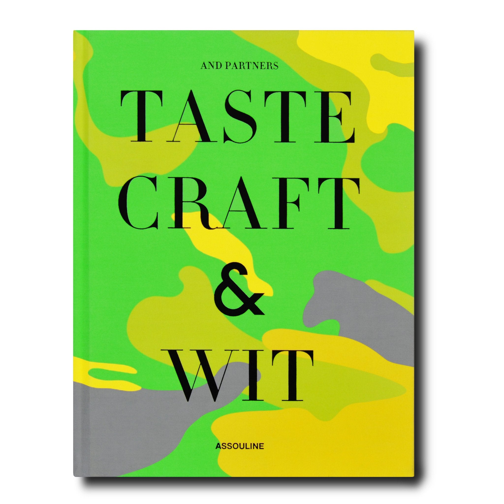 ASSOULINE Books And Partners: Taste, Craft & Wit