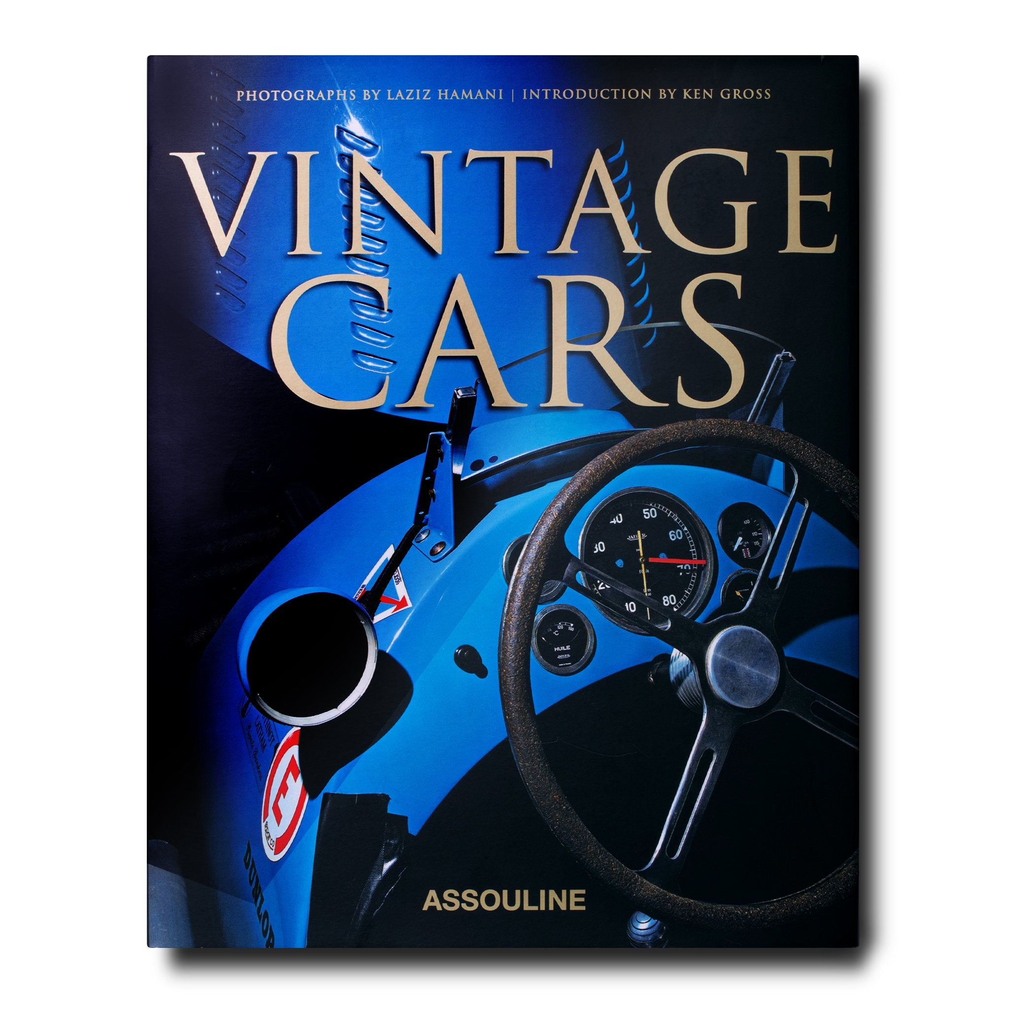Vintage Cars book by Ken Gross | ASSOULINE – Assouline