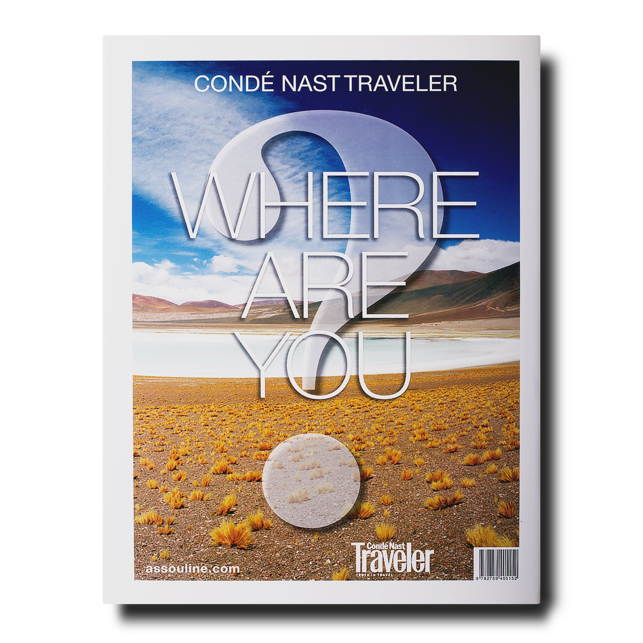 Conde Nast Traveler Where Are You?