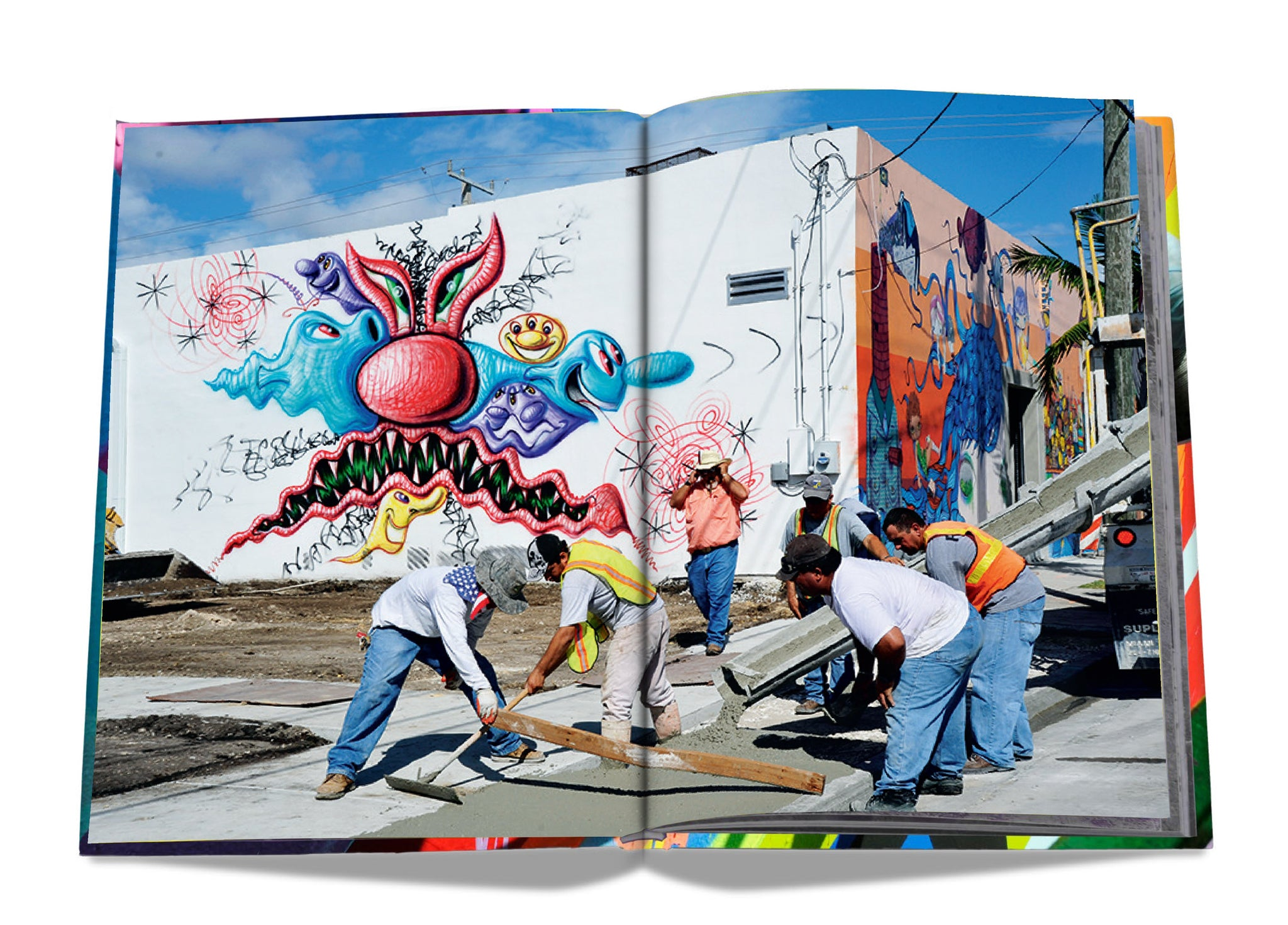 ASSOULINE Books Walls of Change: The Story of the Wynwood Walls