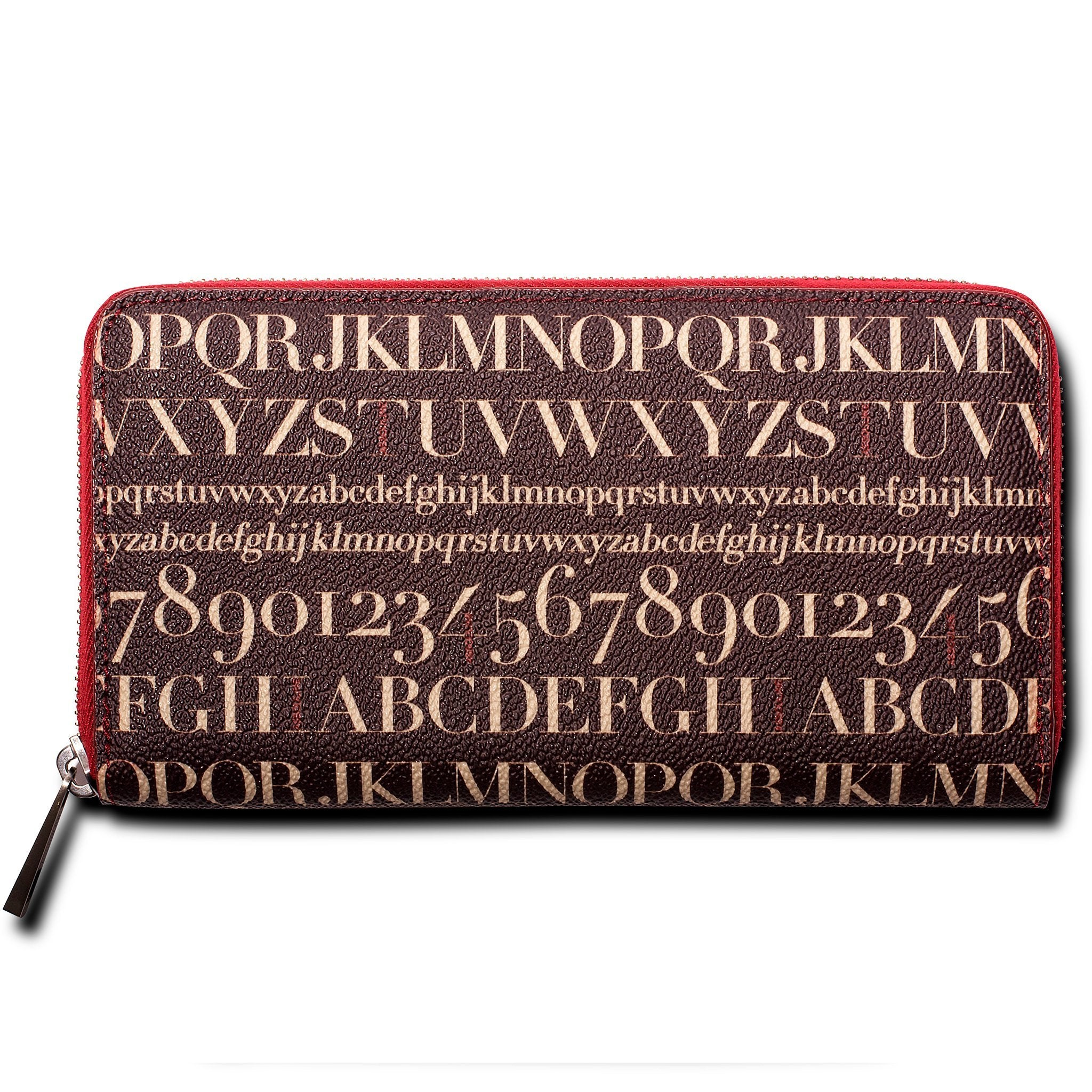 Didot Collection Zipper Wallet - Assouline