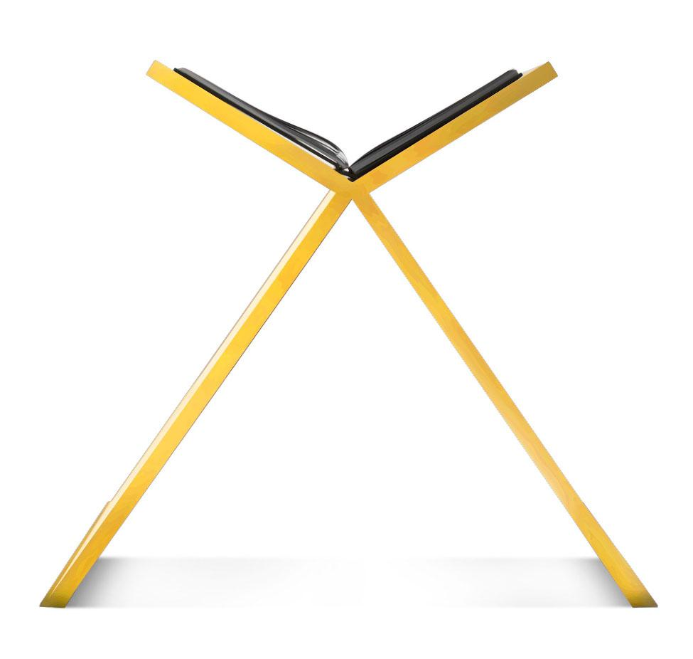 Allure Bookstand - Yellow
