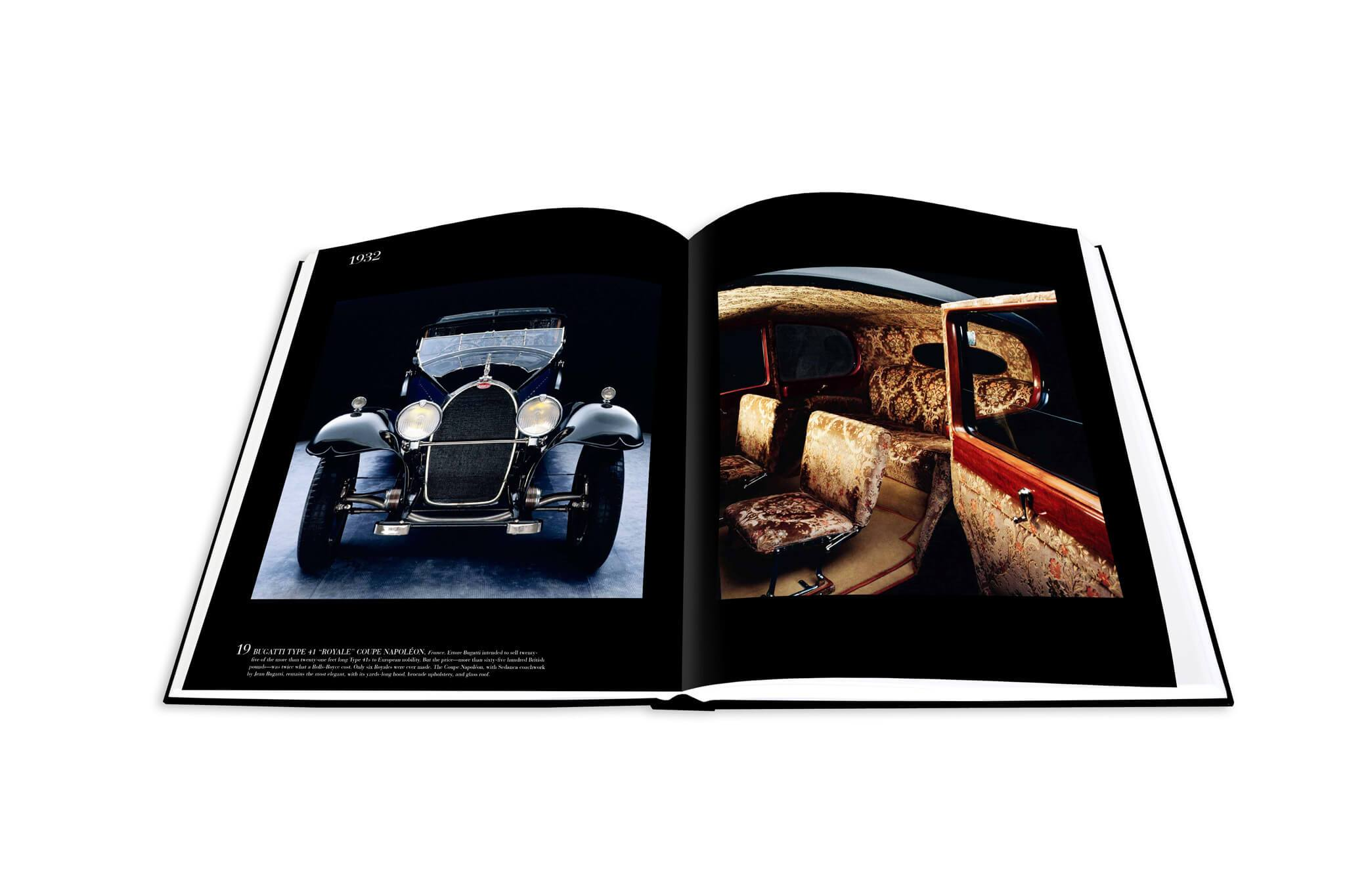 Assouline Books The Impossible Collection of Cars