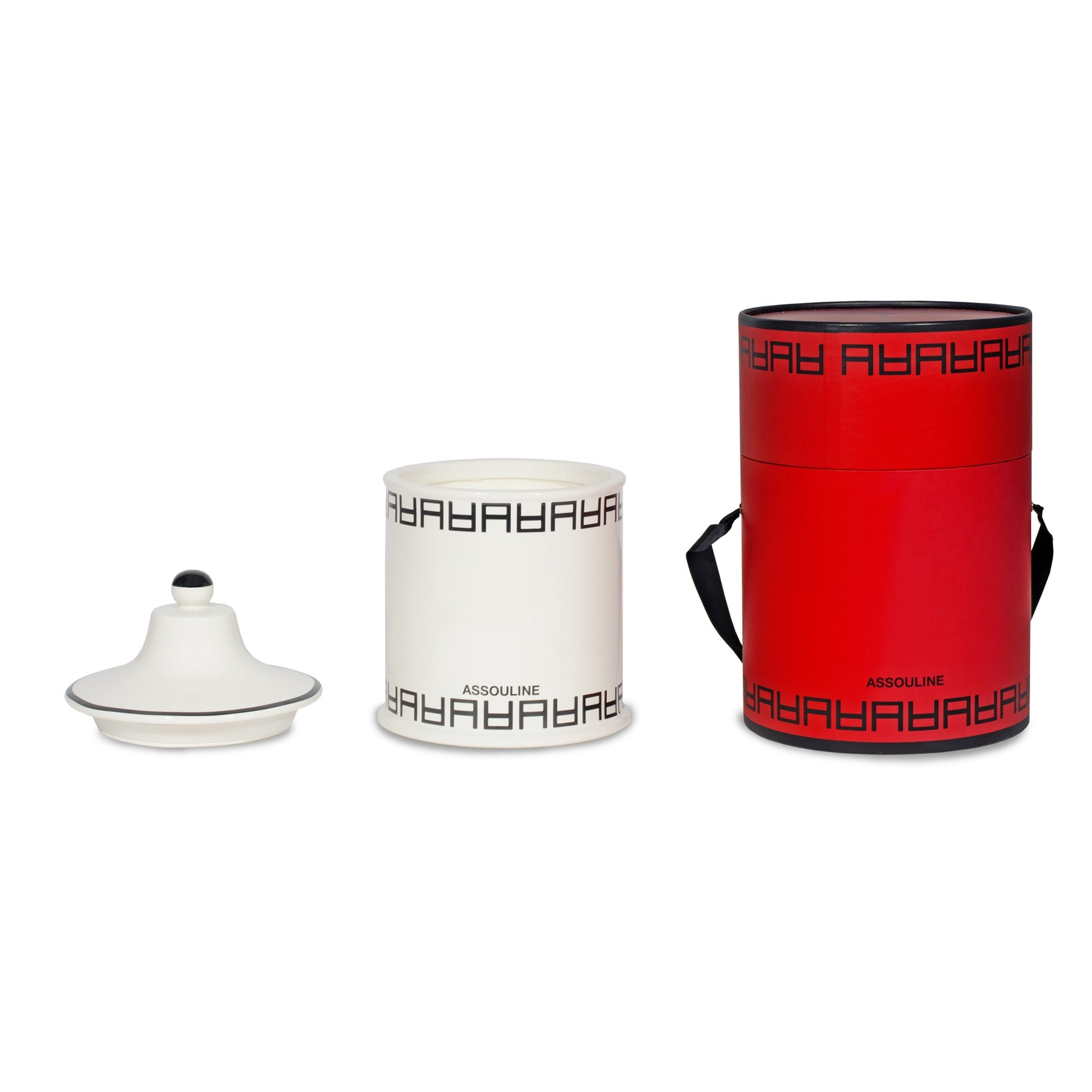 ASSOULINE Accessories Culture Lounge Candle XL