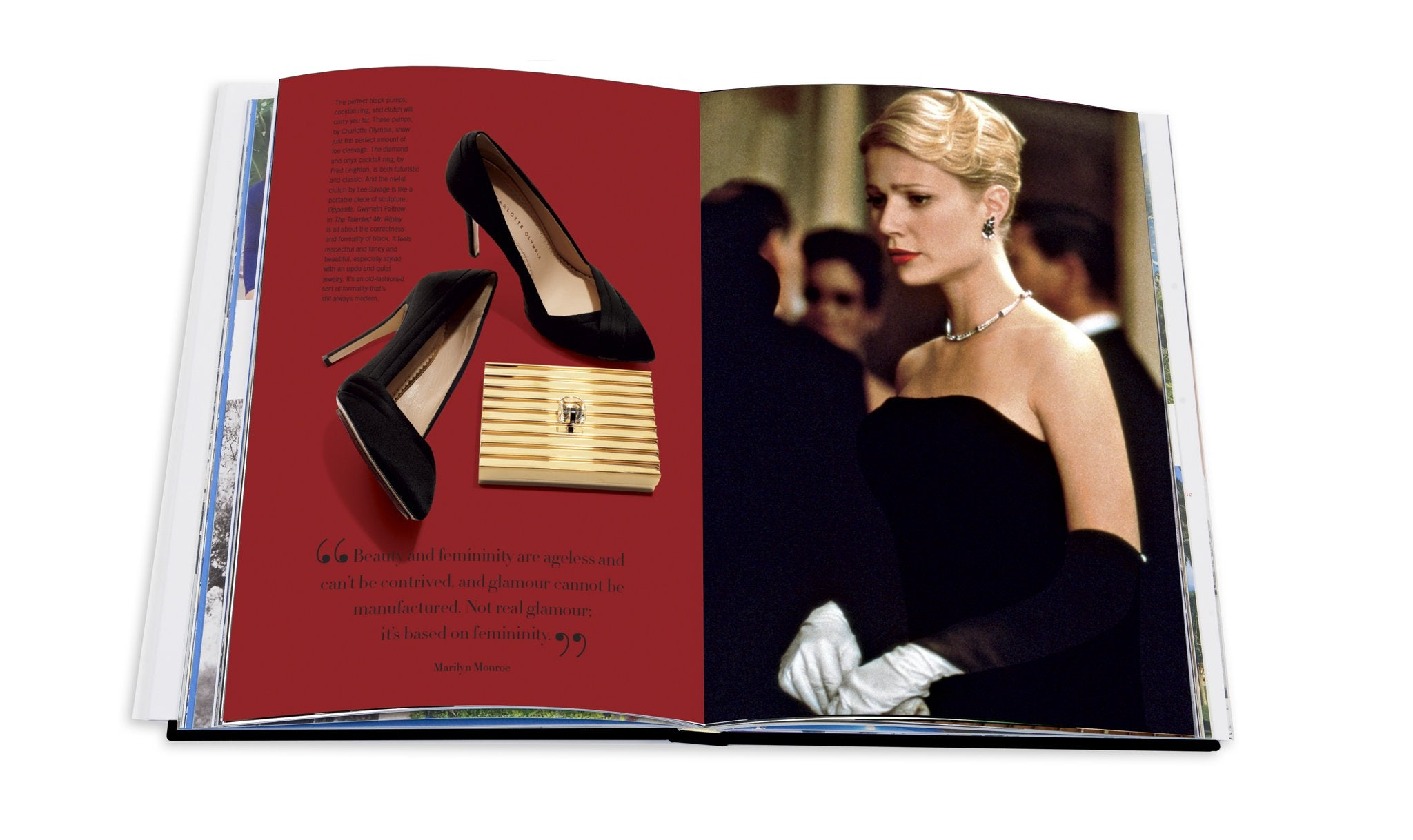 Dressing for the Dark - Assouline