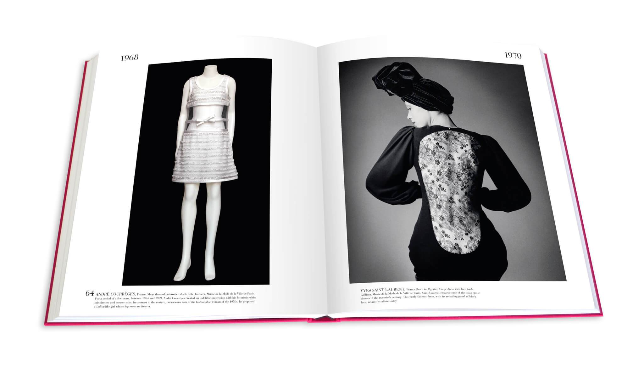 The Impossible Collection Of Fashion Book Assouline