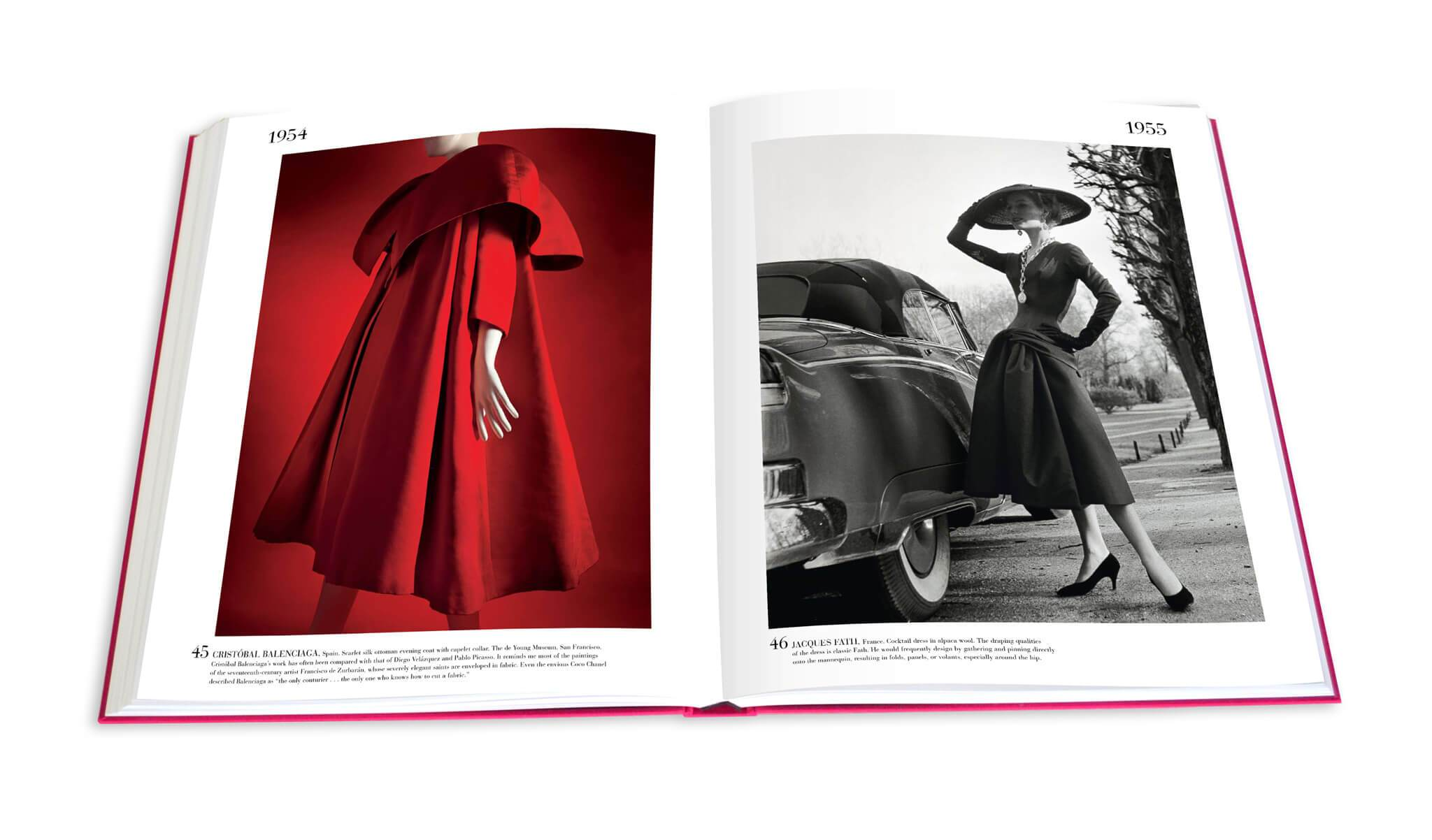 Assouline Books The Impossible Collection of Fashion