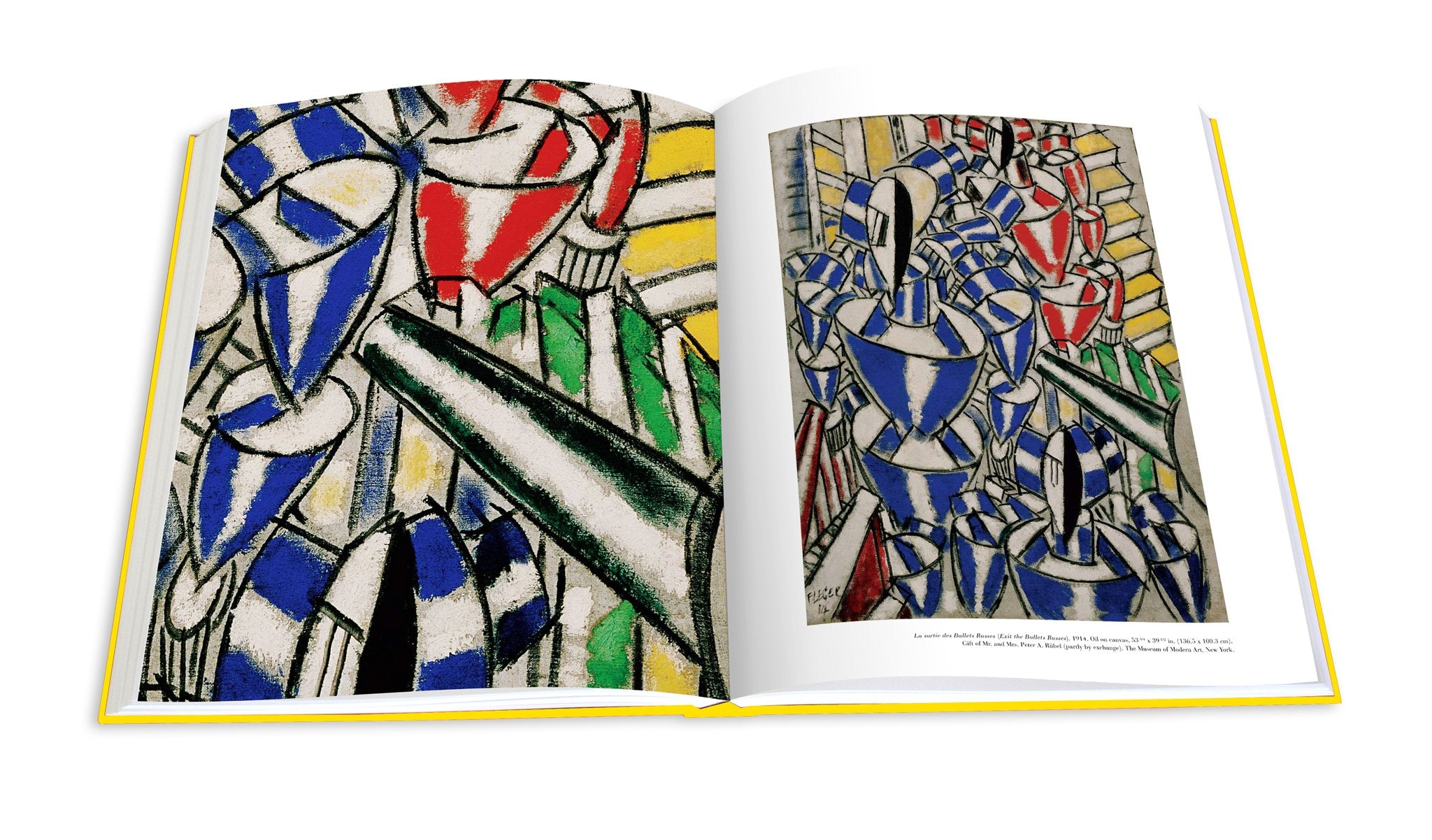 Fernand Leger: A Survey Of Iconic Works - Assouline
