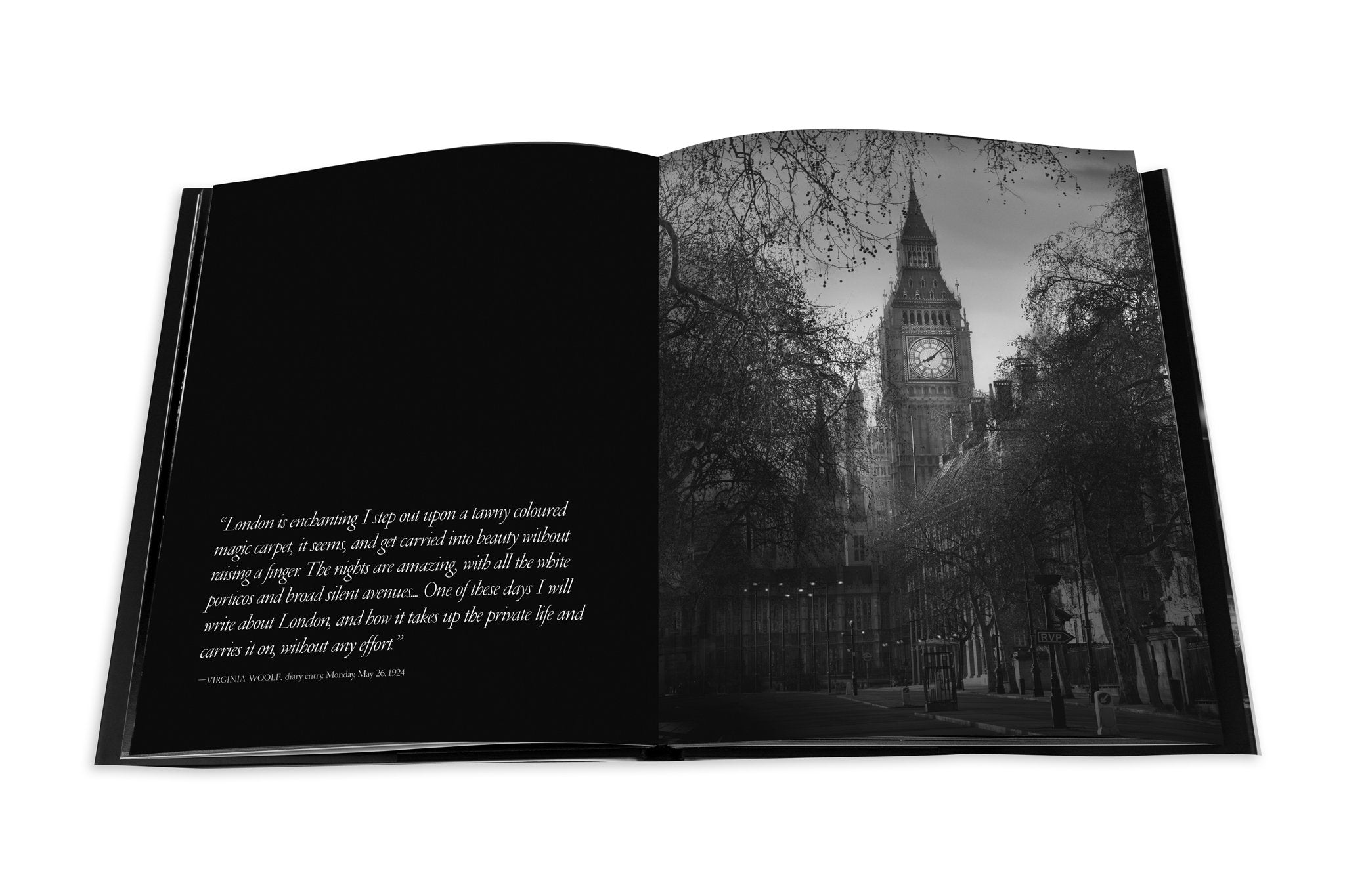 Assouline Books The Light of London