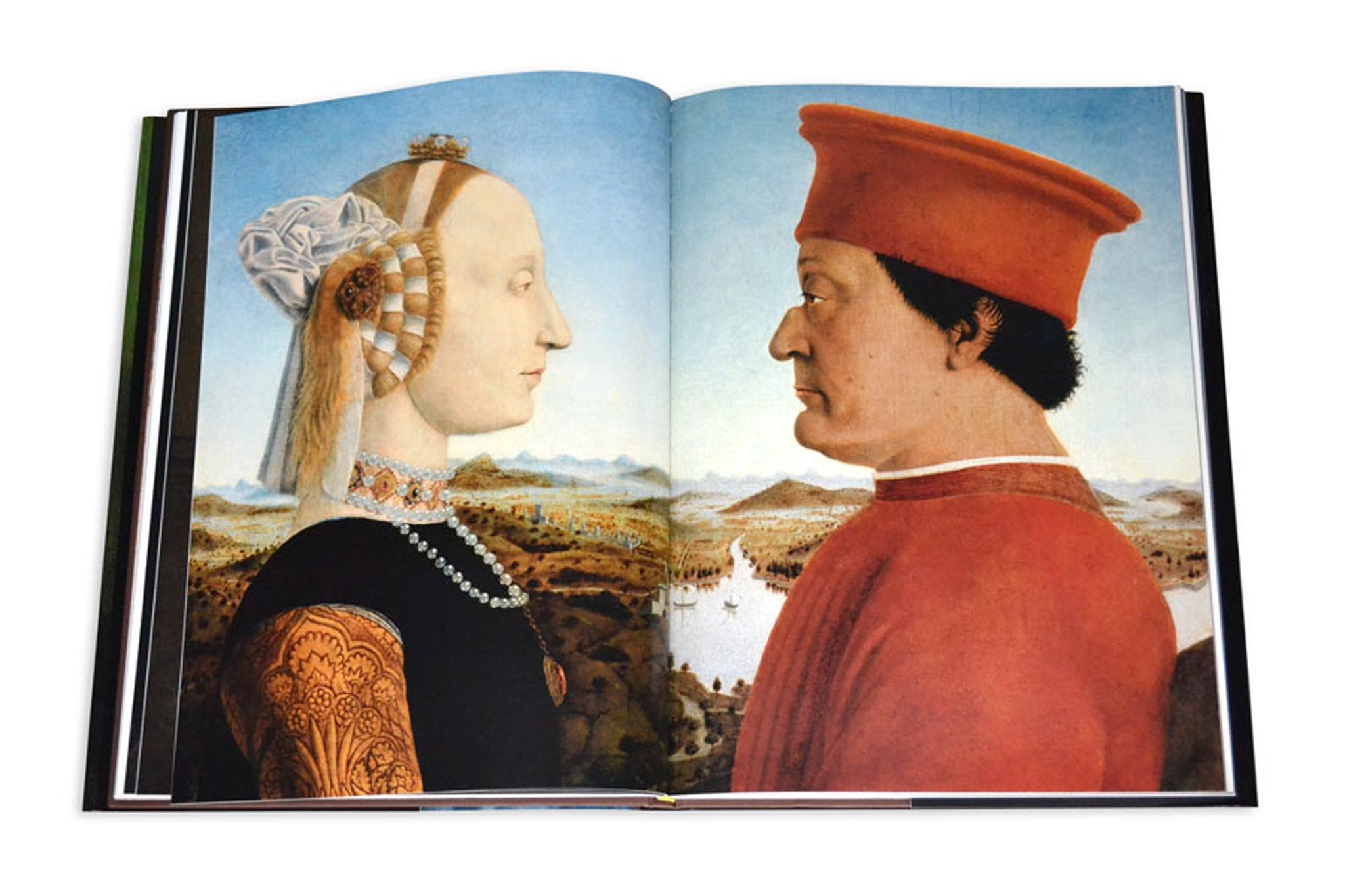 Assouline Books Portraits of the Renaissance
