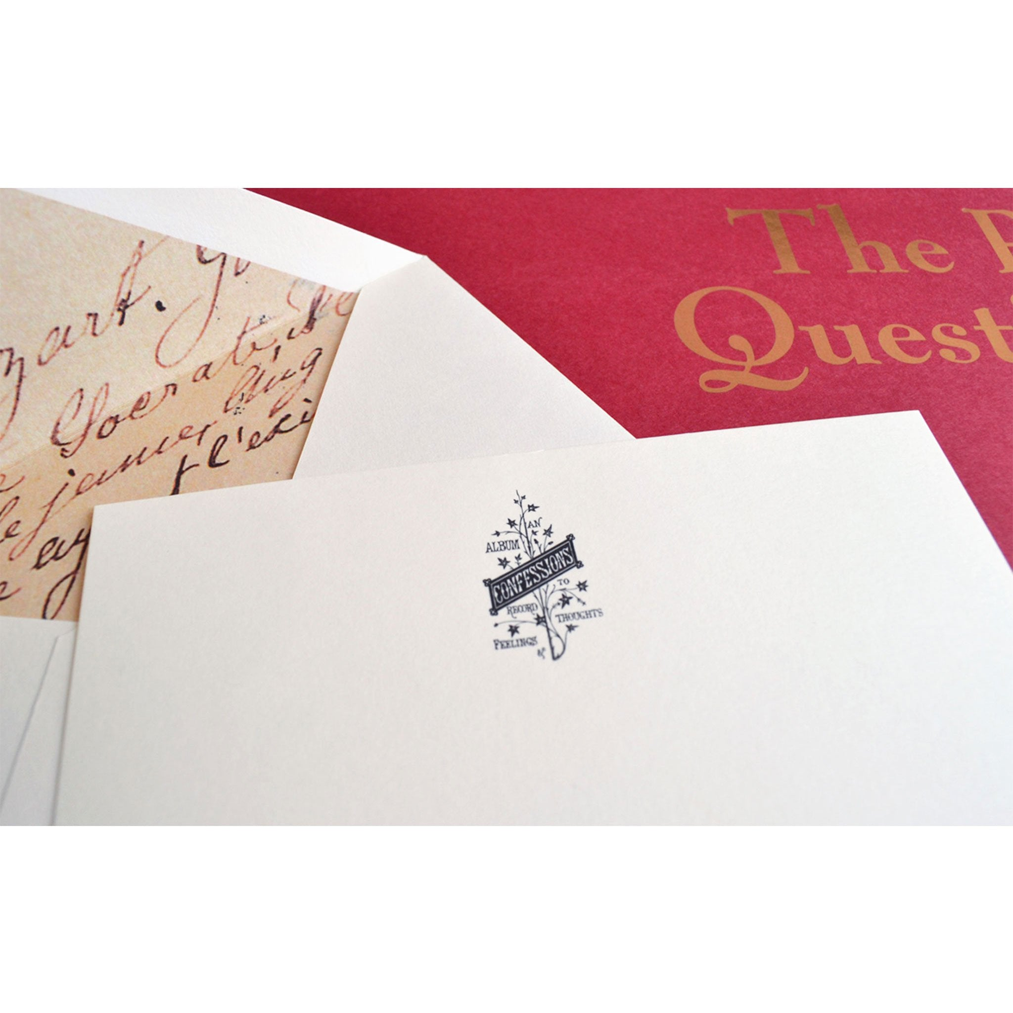 Proust Stationery Set
