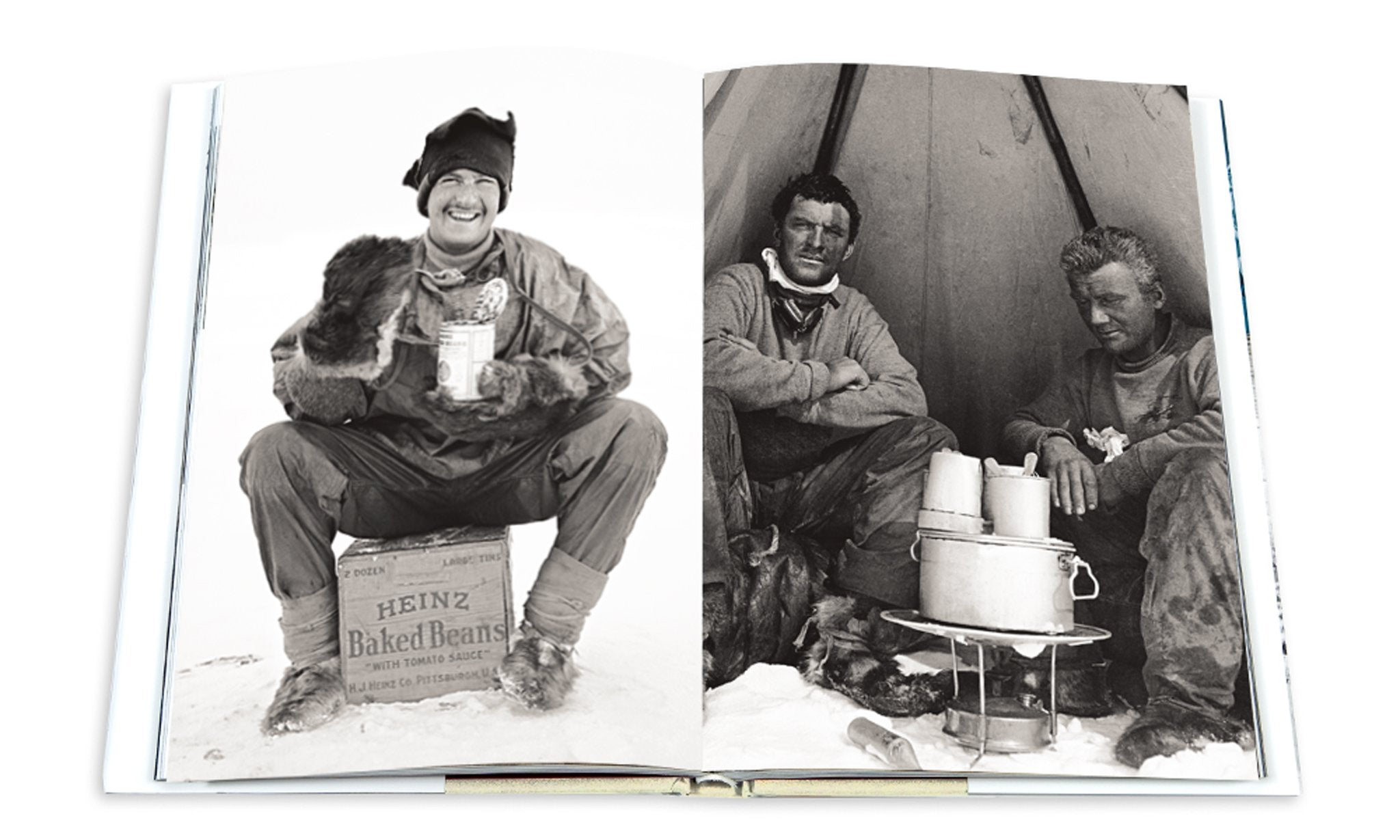 South Pole: The British Antarctic Expedition 1910 - Assouline