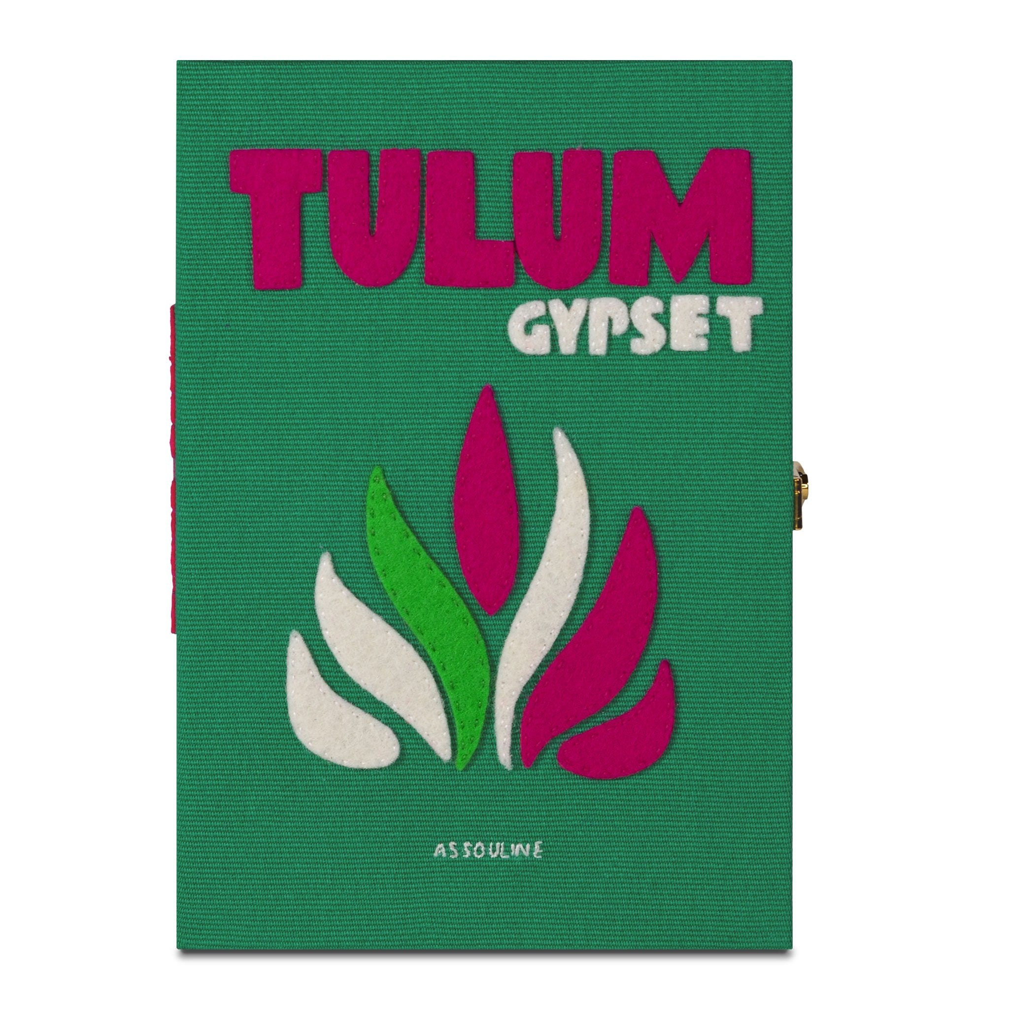 ASSOULINE Accessories Olympia Le-Tan x Assouline Book Clutch - Tulum