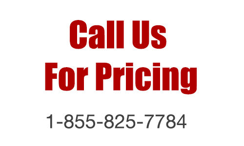 Call Us For Pricing