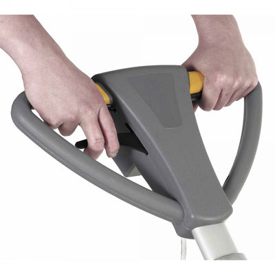 "15"" - Ghibli Autoscrubber With Integrated Charger - Hand Controls"