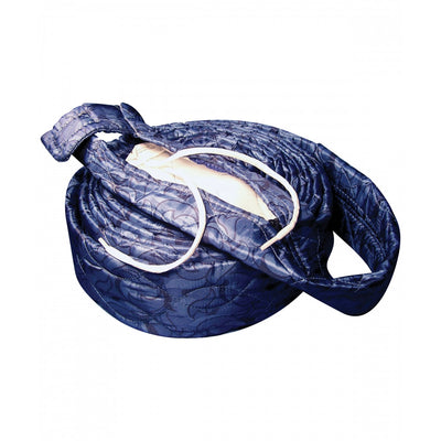 30' Padded Hose Cover With Zipper - Vacsoc - Blue