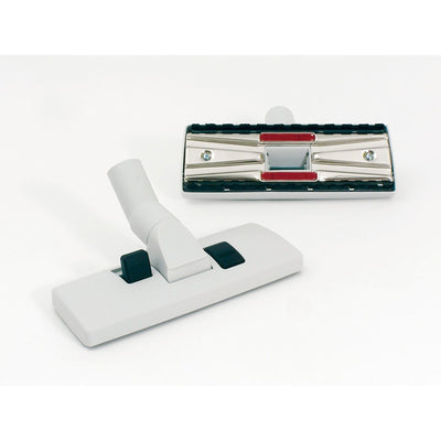32 MM Carpet And Floor Brush - Metal Plate - Grey - Wessel Werk