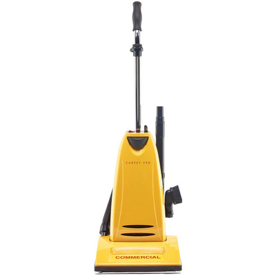 Carpet Pro Cpu-2t True Commercial Upright Vacuum with On-Board Tools