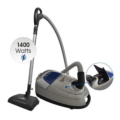Air Stream AS300 Canister Vacuum with HEPA Filtration