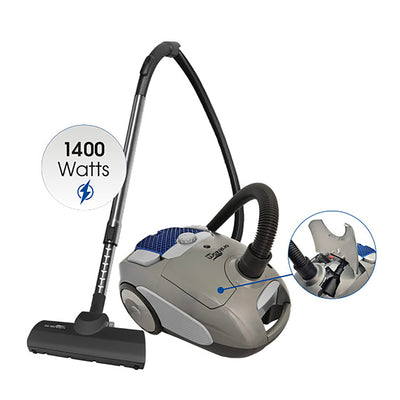 Air Stream AS200 Canister Vacuum with HEPA Filtration
