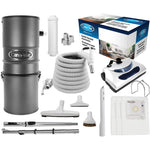 Cana-Vac CV700SP Ethos Central Vacuum with LS Deluxe Electric Package