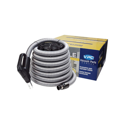 Central Vacuum Premium Air Hose - 35ft