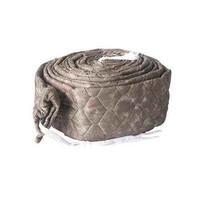 Hose Cover - 30 ft - Pad-A-Vac Padded - Taupe